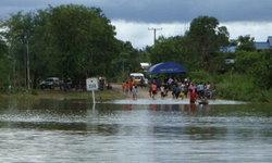 เปิดตัวเลขเงินเยียวยาพื้นที่น้ำท่วม 2556