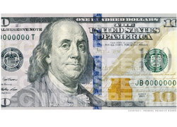 FEDประกาศใช้แบงก์100$ใหม่หวังแก้ของปลอม