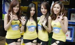 3K Girl ร่วมเชียร์ ฉลามชลเปิดบ้านต้อนรับ เชียงรายฯ