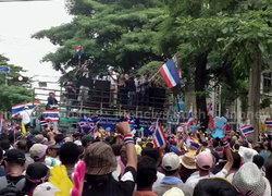 กต.จีนแถลงห่วงสถานการณ์ไทย-วอนทุกฝ่ายสันติ