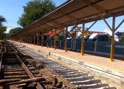 ซ่อมรางรถไฟสายเหนือแล้วเสร็จ 96%
