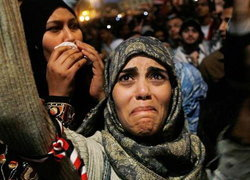 330นักวิจัยชี้อียิปต์เลวร้ายที่สุดสำหรับสตรี