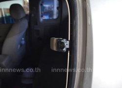 โจรทุบกระจกรถขโมยทรัพย์มูลค่ากว่าแสนบาท