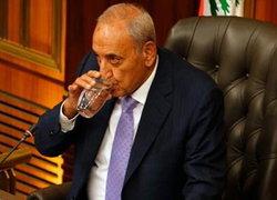 Berriโฆษกรัฐสภาเลบานอนจ่อลงลต.ผู้นำ