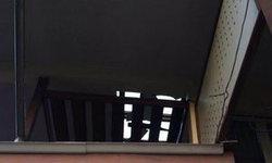กรณ์ ทวีต ภาพบ้านมาร์ค โดนระเบิด!!