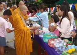 สธ.เชิญชวนคนไทยตักบาตรด้วยเมนูสุขภาพ