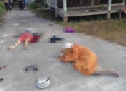สปต.แถลงประณามคนร้ายยิงชาวไทยพุทธ