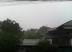 อุตุฯเตือนอีสานบนระวังมีฝนอุณหภูมิลด5-7องศา