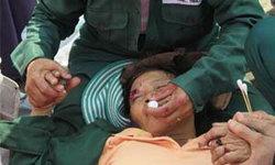 เกิดเหตุเสียงดังคล้ายระเบิดแยกผ่านฟ้าลีลาศ บาดเจ็บ 2 คน