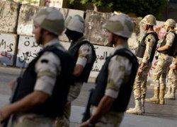 คนร้ายโจมตีทหารอียิปต์ในกรุงไคโร ตาย 6