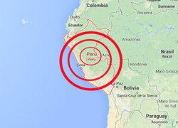แผ่นดินไหวเปรู6.1ริกเตอร์ไร้ผลต่อไทย