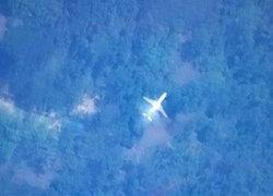ตร.เร่งสอบหลังชาวบ้านอ้างเห็นคล้ายบินมาเลย์ฯ