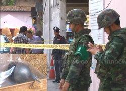 ป่วนพบลูกระเบิดที่จุฬาฯ38ข้างเขตปทุมวัน