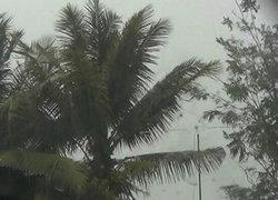 อุตุฯเตือนอีสานระวังพายุฤดูร้อนลูกเห็บตก