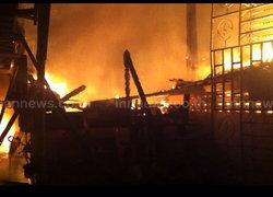 ไฟไหม้ห้องเก็บของร.ร.เชียงรายวอดกว่าล้าน