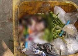 พบศพทารกถูกทิ้งในถังขยะซอยพระยามนธาตุฯ15