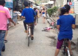 นายกอบต.เร่งจัดระเบียบรถจักรยานบนเกาะพีพี