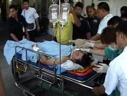 ยุคล ชนะวัฒน์ปัญญาอดีตสส.ปชป.จันทบุรีถูกยิงสาหัส