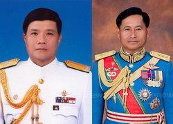 โปรดเกล้าทหาร พล.ร.ต.ธานีผบ.ซีล -พล.ท.วลิตมทภ.4