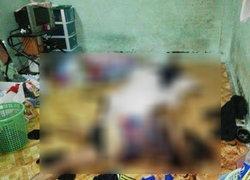 พบศพ2พม่าถูกปาดคอหมกห้องพักย่านเอกชัย76