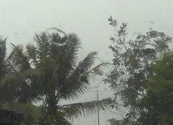 อุตุเตือนอากาศร้อน 4-7เมย.ไทยตอนบนฝนฟ้าคะนองลมแรง
