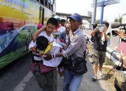 สื่ออาหรับเกาะติดม็อบการเมืองไทยดับ1เจ็บ4