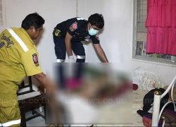 อดีตตำรวจนอนตายอืดคาห้องพักย่านนนทบุรี