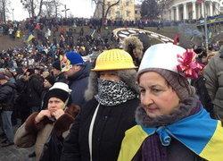 ผู้นำฝ่ายค้านยูเครนร้องนานาชาติคว่ำบาตรรัสเซีย