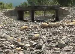 ภัยแล้งจันทบุรีส่อวิกฤติต้นน้ำแห้งขอด