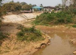 ภัยแล้งแพร่วิกฤติชลประทานหยุดส่งน้ำชั่วคราว