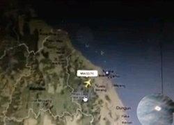 กองทัพอินโดฯจำกัดรัศมีค้นหาบินมาเลย์เหลือ60ไมล์ทะเล