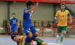 ฟุตซอลไทยย้ำแค้นจิงโจ้4-2 สังเวยอาร์มเจ็บ