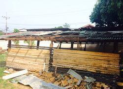 พายุซัดลำปางกลางดึกบ้านพังกว่า200หลัง