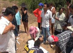 วัยรุ่นประจวบร้อนจัดเล่นน้ำในบ่อจมเสียชีวิต