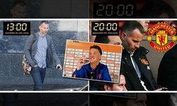 สื่อจับภาพกิ๊กส์ดอดถกฟานกัลถึงฮอลแลนด์