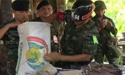 บุกค้นบ้านกลุ่มแนวร่วม นปช.ศีขรภูมิพบอาวุธปืนไทยประดิษฐ์
