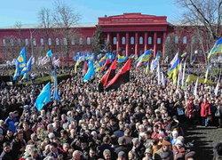 ยูเครนส่งทหารตรึงกำลังภาคตะวันออก