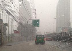 อุตุฯเผยไทยฝนฟ้าคะนองลมแรง - กทม.40%