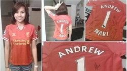 สาวทวิตรอพ่อกลับMH370ได้เสื้อหงส์พร้อมลายเซ็น