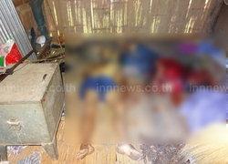 หนุ่มใหญ่เชียงรายหึงโหดฆ่าเมียก่อนยิงตัวตาย