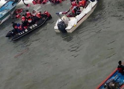 เรือล่มเกาหลีใต้ดับแล้ว56คนจนท.เร่งหาผู้สูญหาย