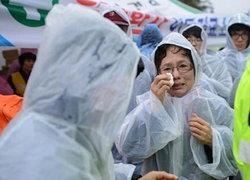 เรือล่มเกาหลีพบผู้เสียชีวิตแล้ว9เร่งหาอีก300