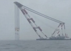 เกาหลีนำเครนยกเรือ-ค้นหา270คน สูญหายเหตุเรือล่ม