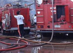 ไฟไหม้บ้านเรือนประชาชนซ.เจริญนคร 58