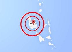 แผ่นดินไหววานูอาตู 6.1 ริกเตอร์ ไร้เสียหาย