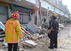 ดินไหว6.9 เม็กซิโก ตาย4 บ้านพังนับสิบ