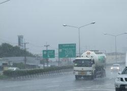 ไทยมีฝนตกชุกหนักบางพื้นที่อันดามันคลื่นสูง2ม.