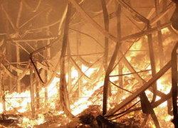 ไฟไหม้ ร.พ.ในเกาหลีใต้ ดับแล้วกว่า 20 ราย
