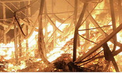 ไฟไหม้ ร.พ. ในเกาหลีใต้ดับแล้วนับสิบราย