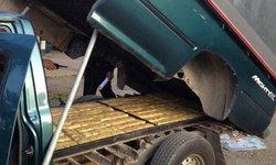 จับยาบ้า 5 แสนเม็ด ดัดแปลงซ่อนในรถกระบะ